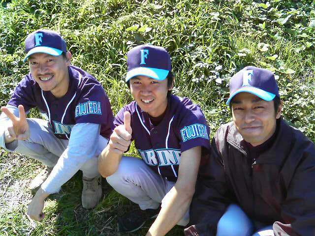 中部5JC野球大会速報2