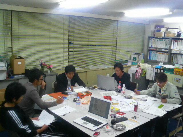 5月一回目のココロジー委員会