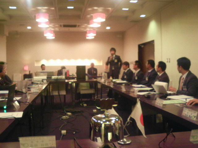 第12回理事会